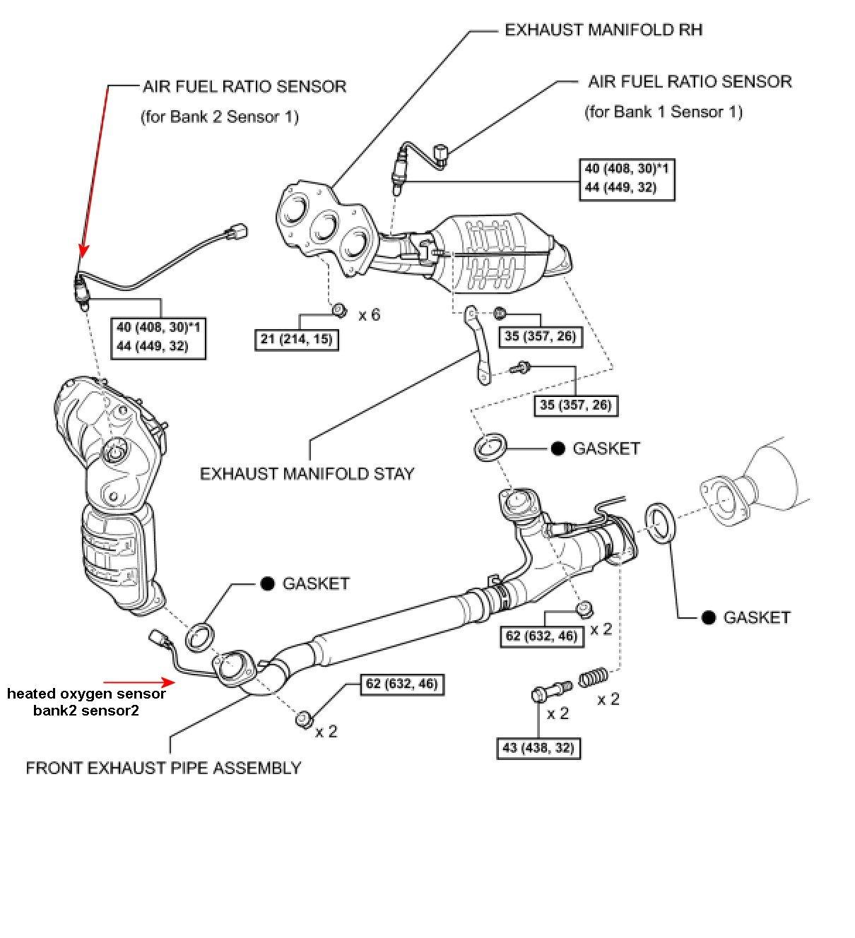 Sienna Wiring Diagram Sensor Bank 1
