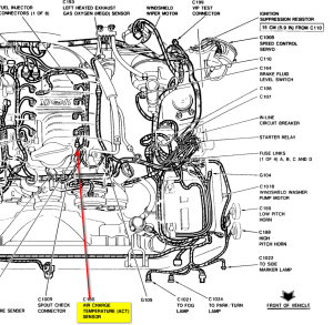 2012 Ford F 150 Ecoboost Wiring Diagram For Alternator Sencor