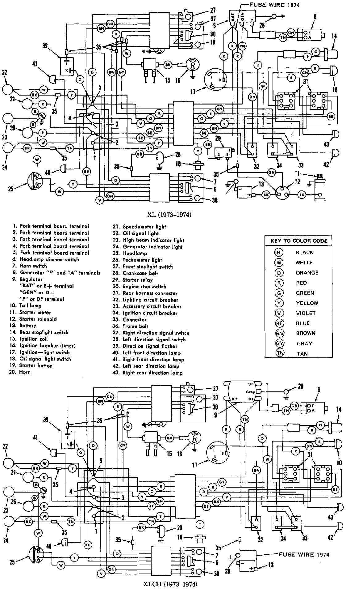 Harley Flhtk Acc Wiring Diagram