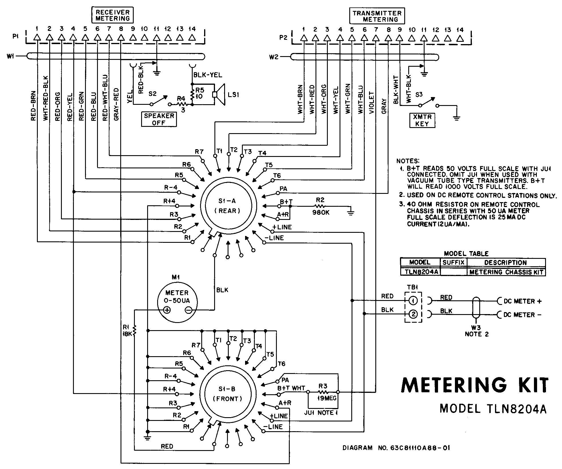 12 2 Wire Used With 3 Position Switch Diagram