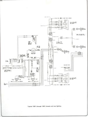 86 Kenworth K100e Dash Wiring Diagram