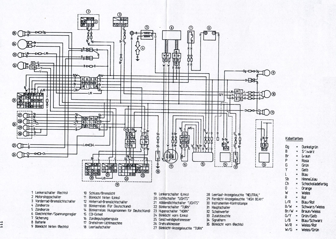 New Kawasaki 650 Sx Wiring Diagram