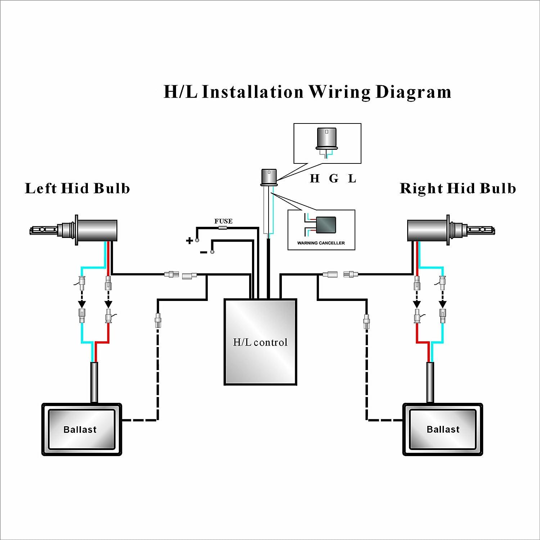 Headlight Wiring Diagram