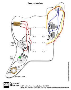 Bc Rich Mockingbird Wiring Diagram