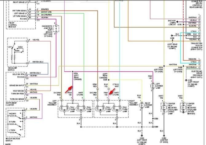 diagram dodge ram 1500 wiring diagram sirius full version