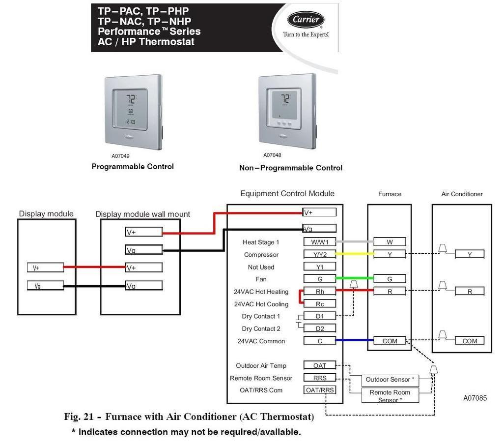 Carrier 38en Wiring Diagram