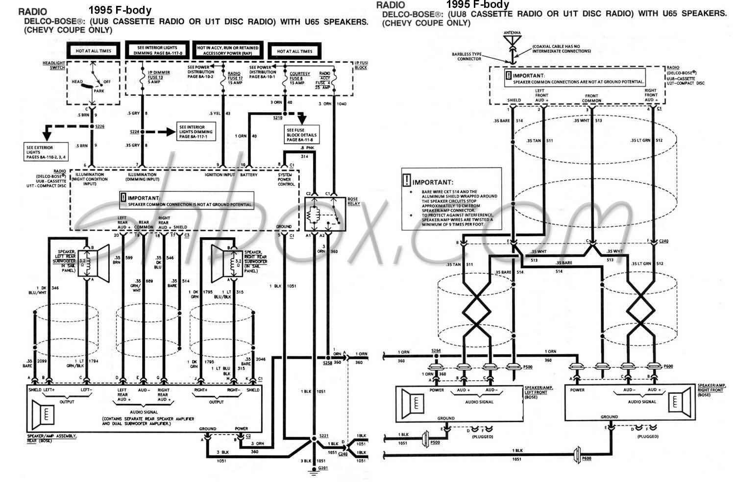 Chevy Camaro Z28 5 7l Wiring Diagram