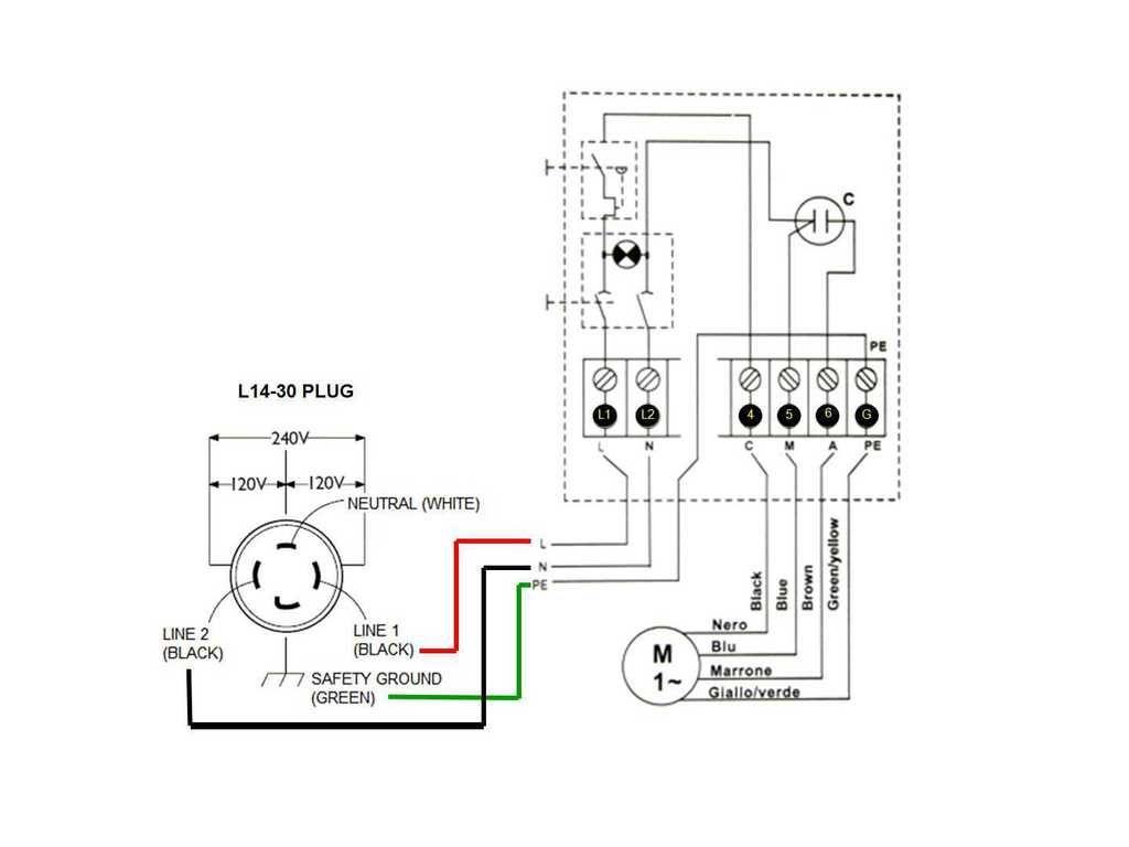 Everbilt Pressure Switch Wiring Diagram