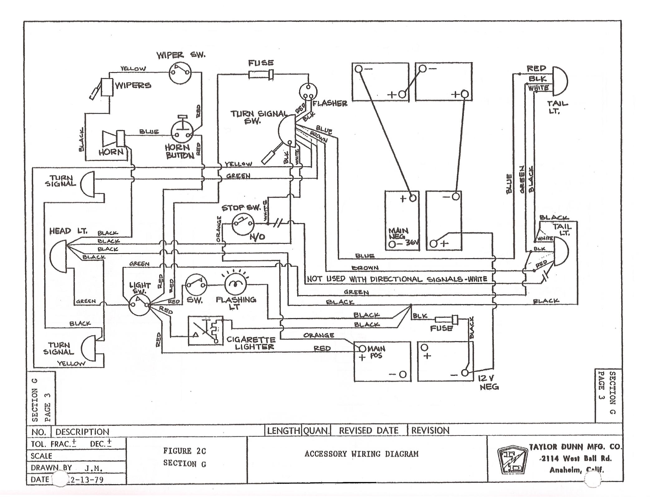 Ez Go St480 Gas Wiring Diagram