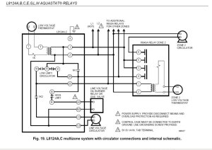 Honeywell R845a1030 Wiring Diagram