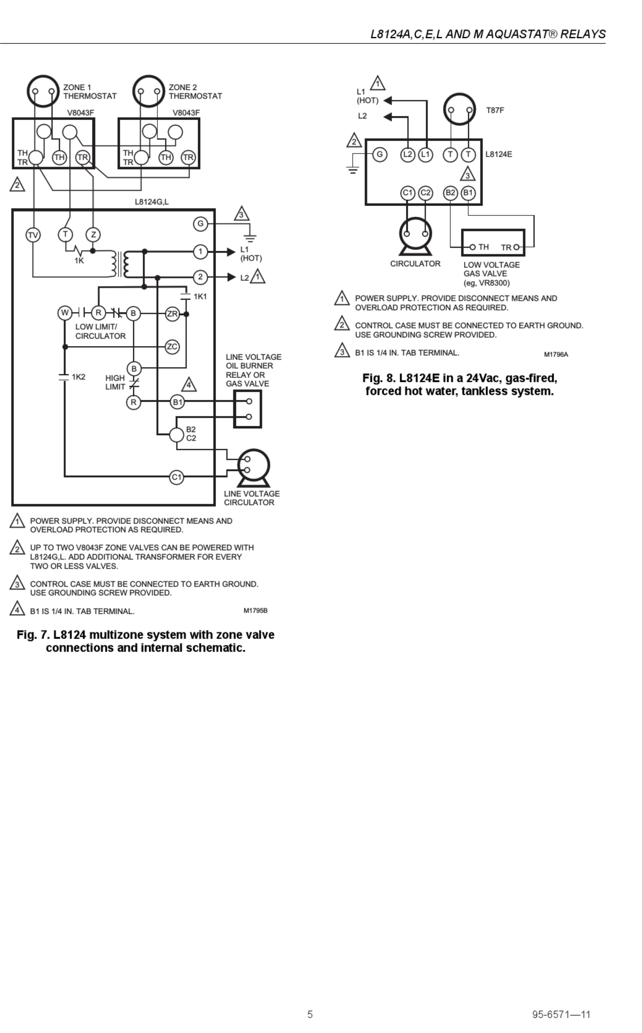 Honeywell Relay R B Wiring Diagram