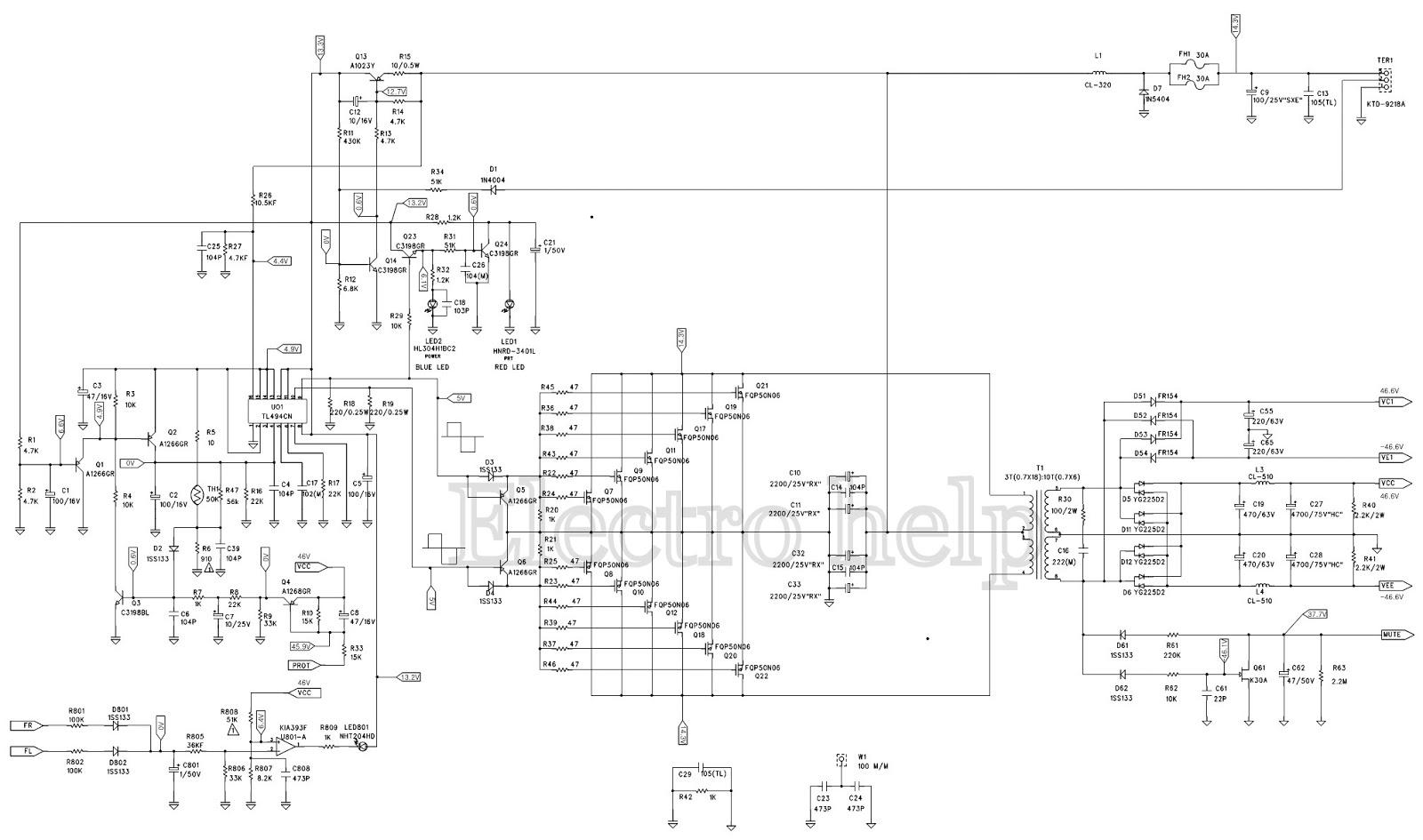 Jbl Af013 Wiring Diagram