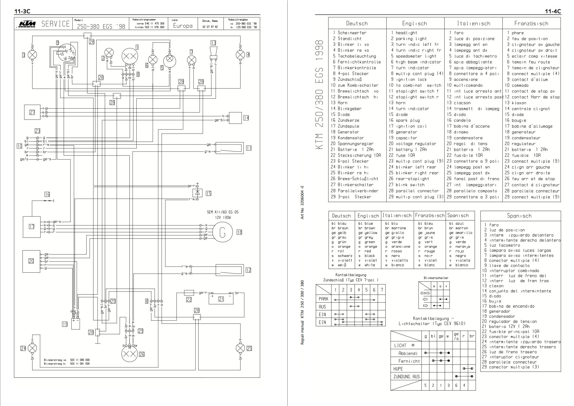 Ktm 660 Wiring Diagram
