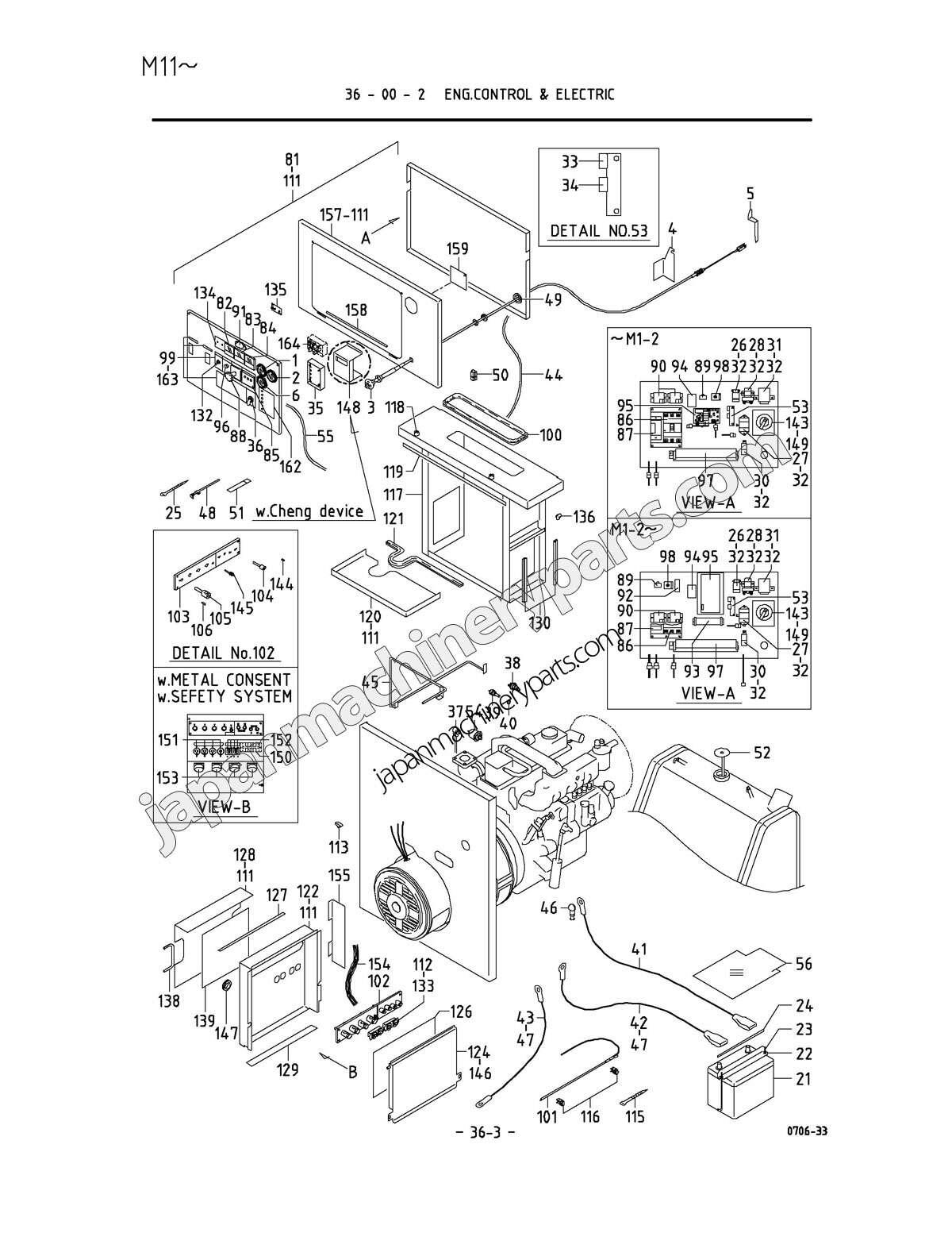 Kubota Zg124 Wiring Diagram