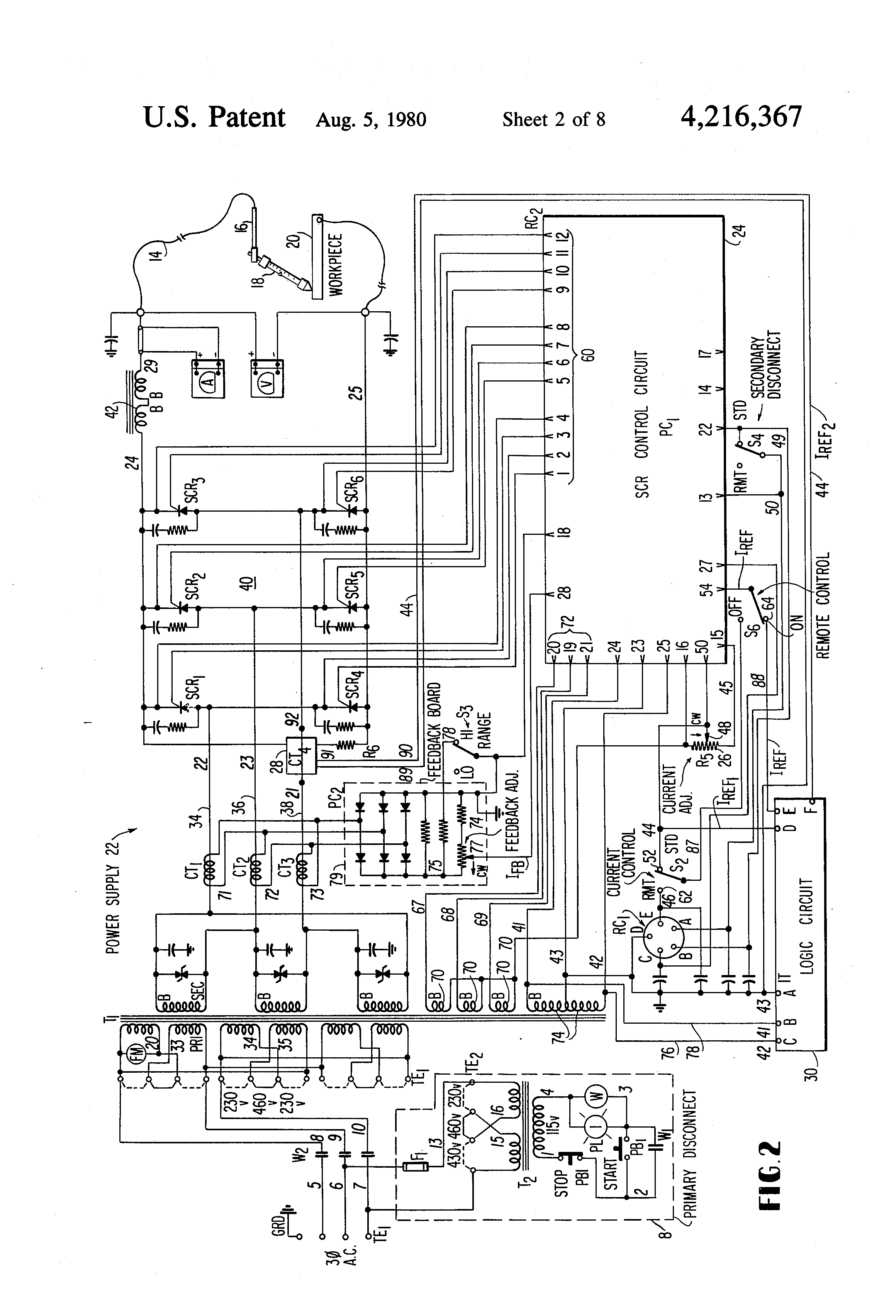 Lincoln 300d Cables Remote Wiring Diagram