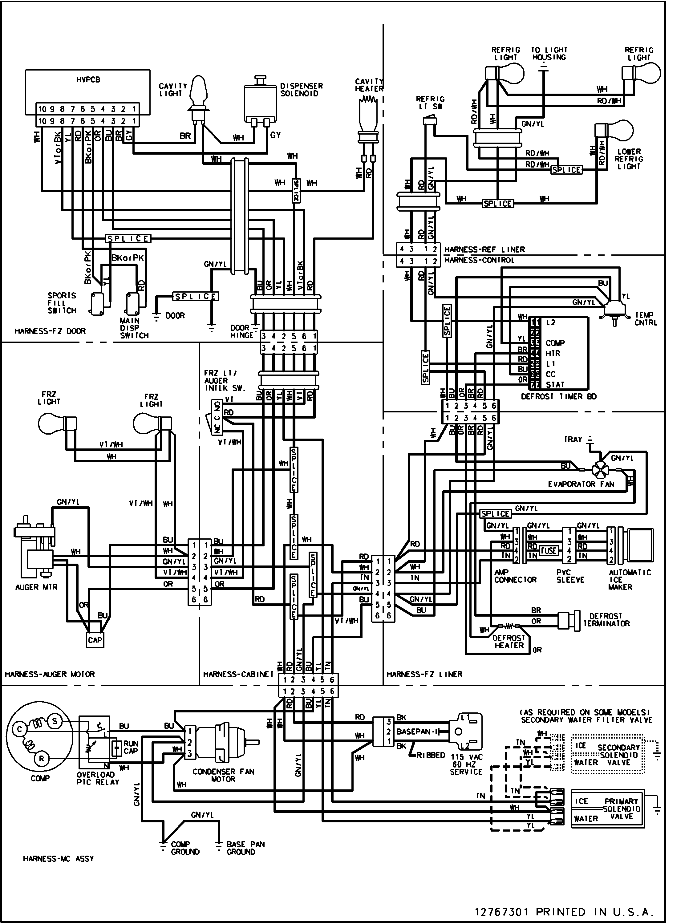 Luxaire Hamd Fo24sa Wiring Diagram