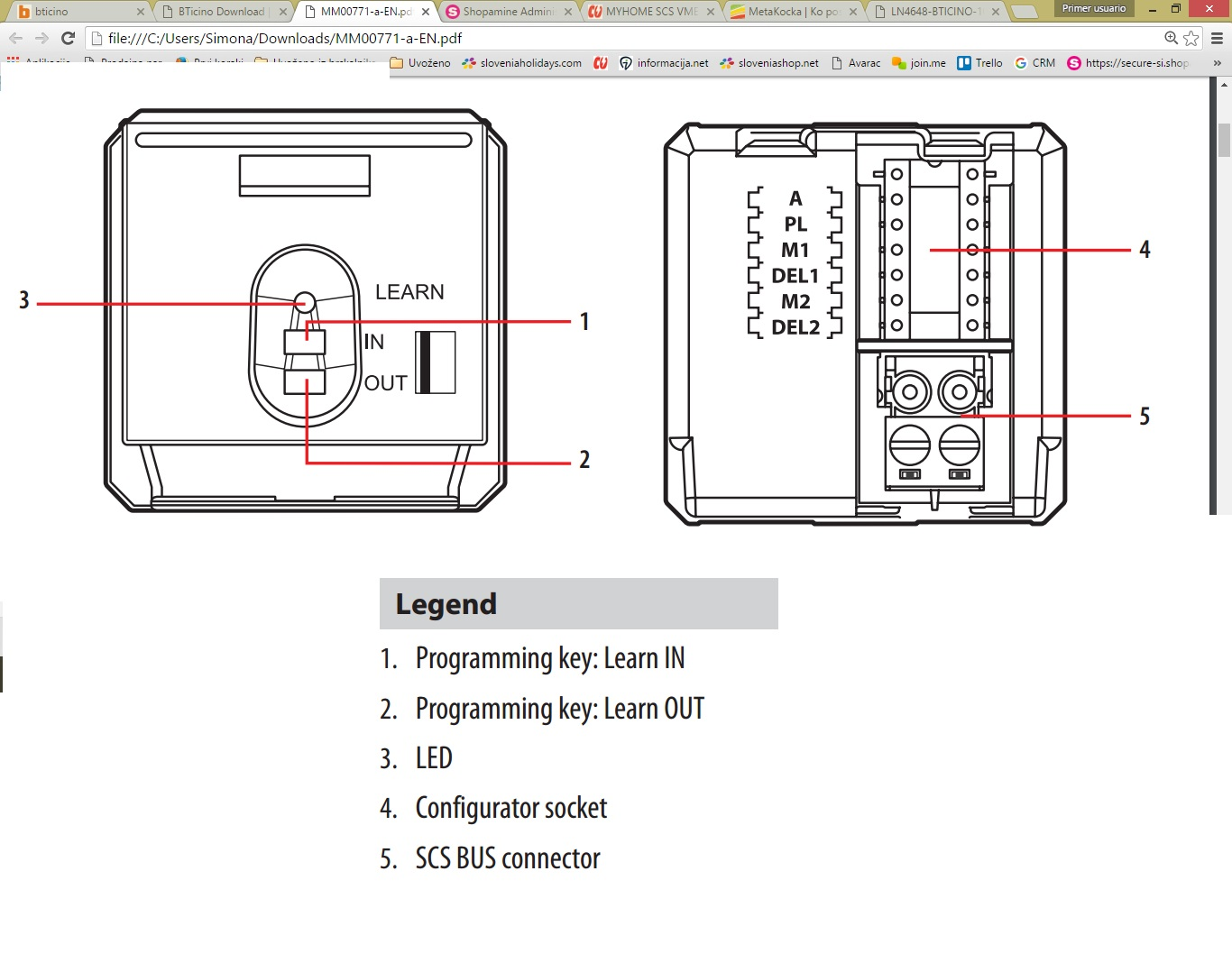 Onq Legrand Wiring Diagram