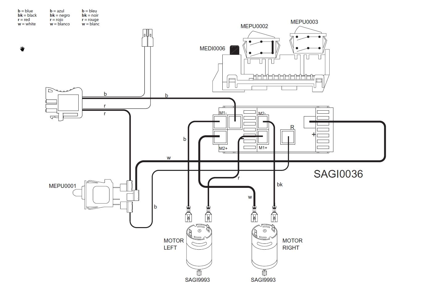 John Deere 400 Wiring Diagram