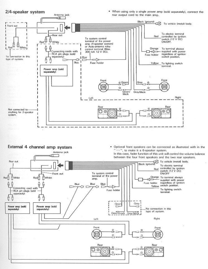 diagram pioneer deh 15ub wiring diagram radio full version