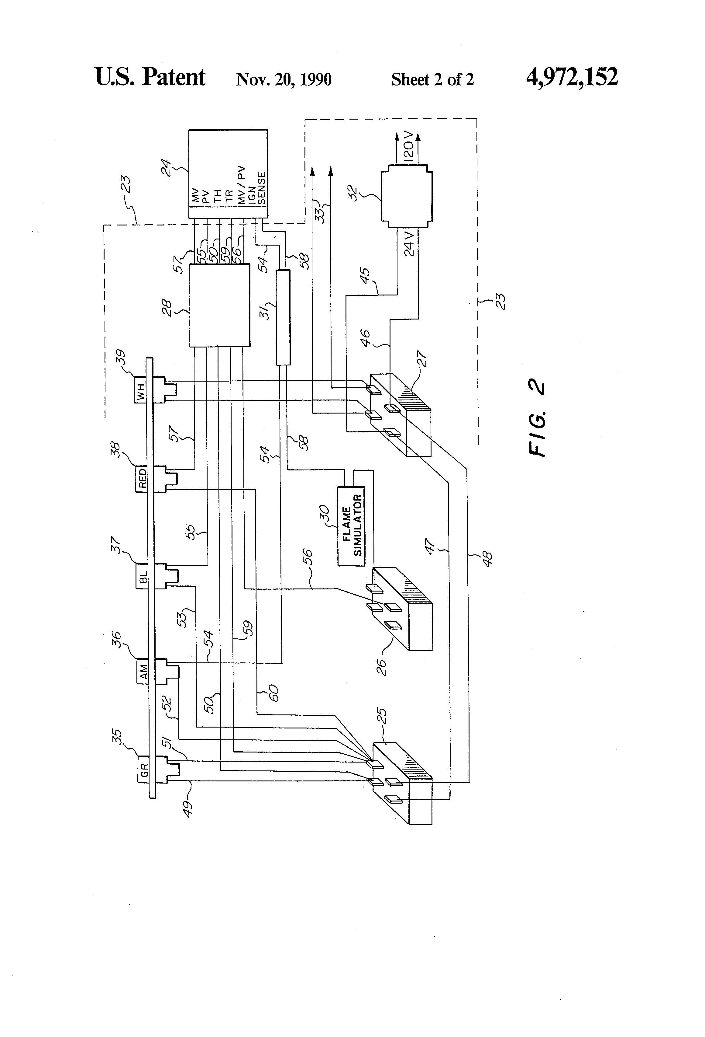 Robertshaw 780 715 U Wiring Diagram