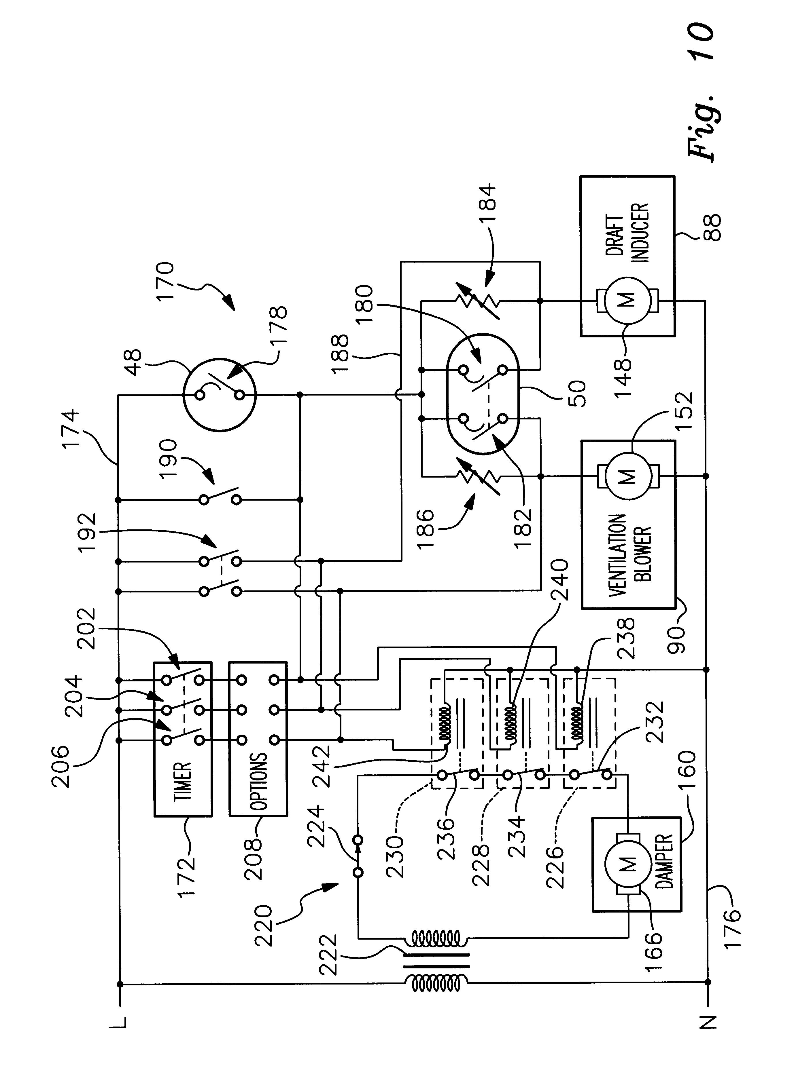 S U Damper Wiring Diagram