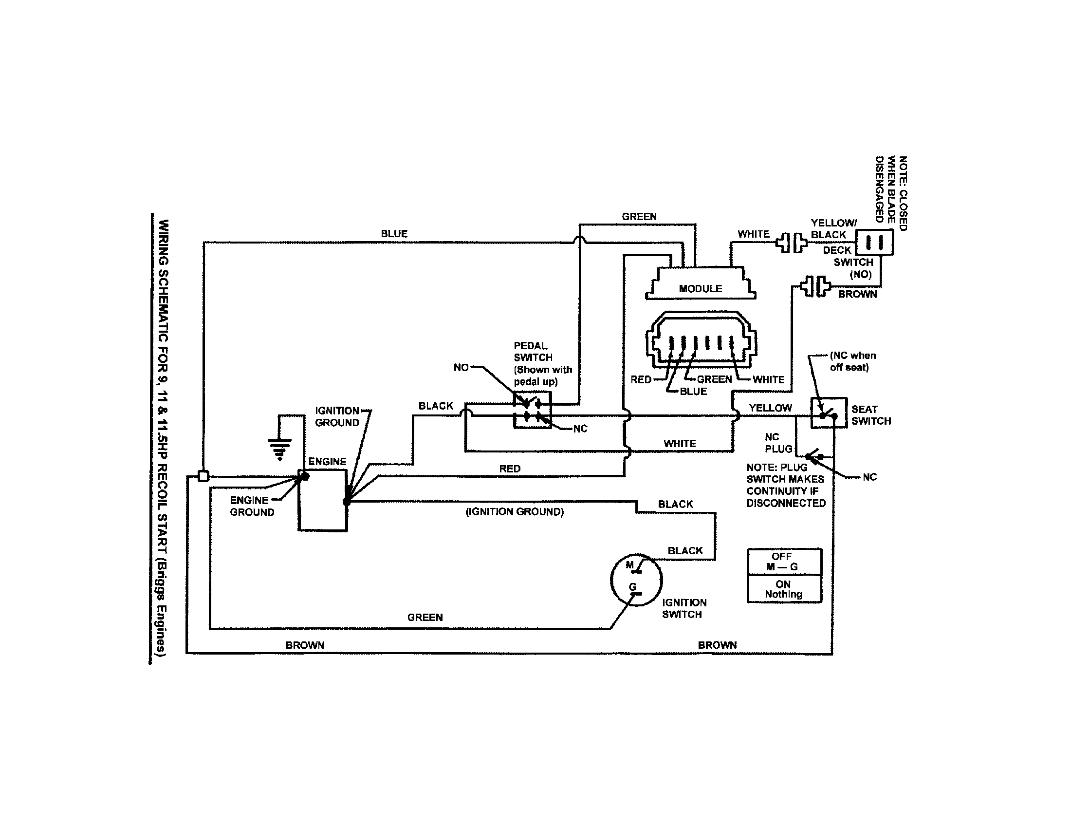 Snapper Wiring Diagram