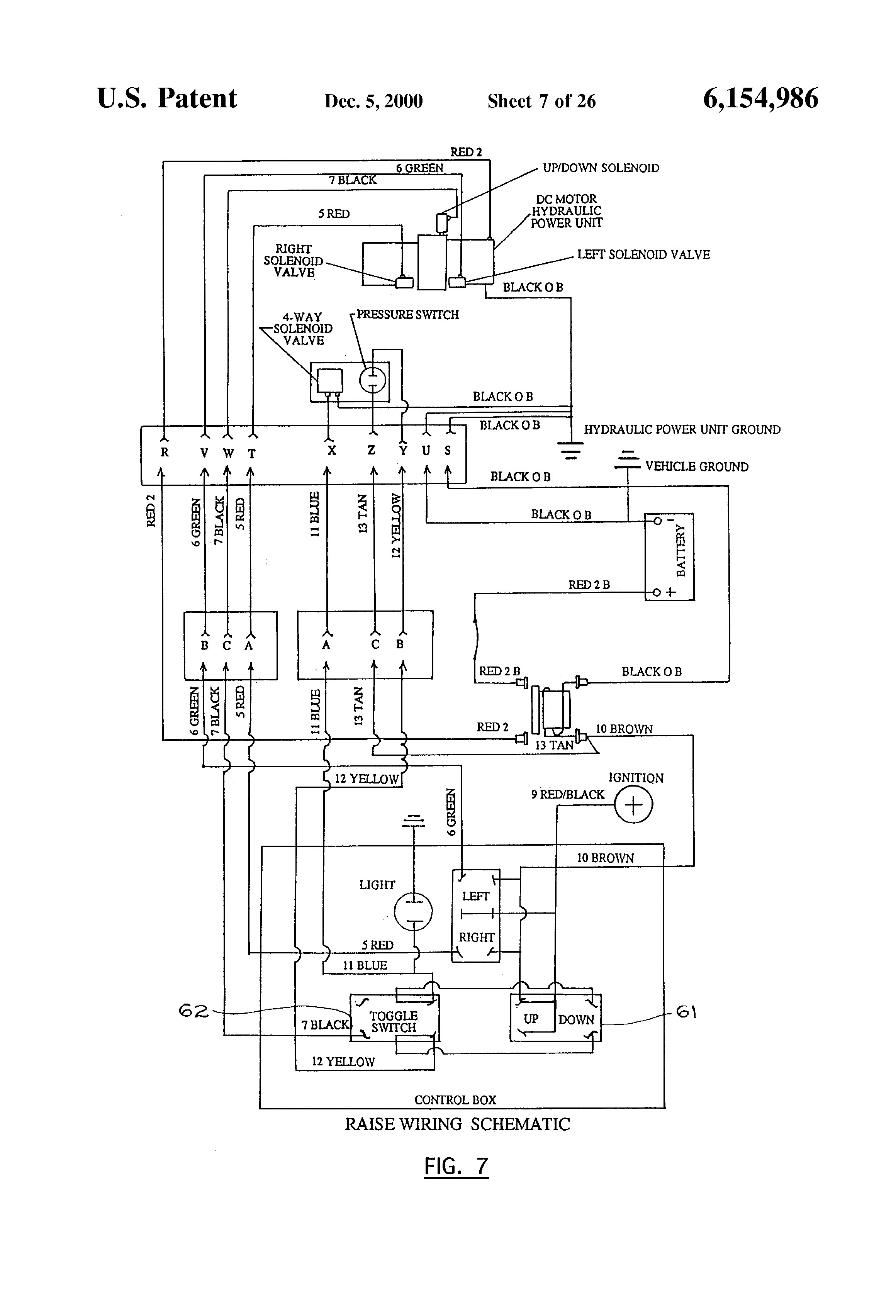 Sno Way Plow Wiring Diagram