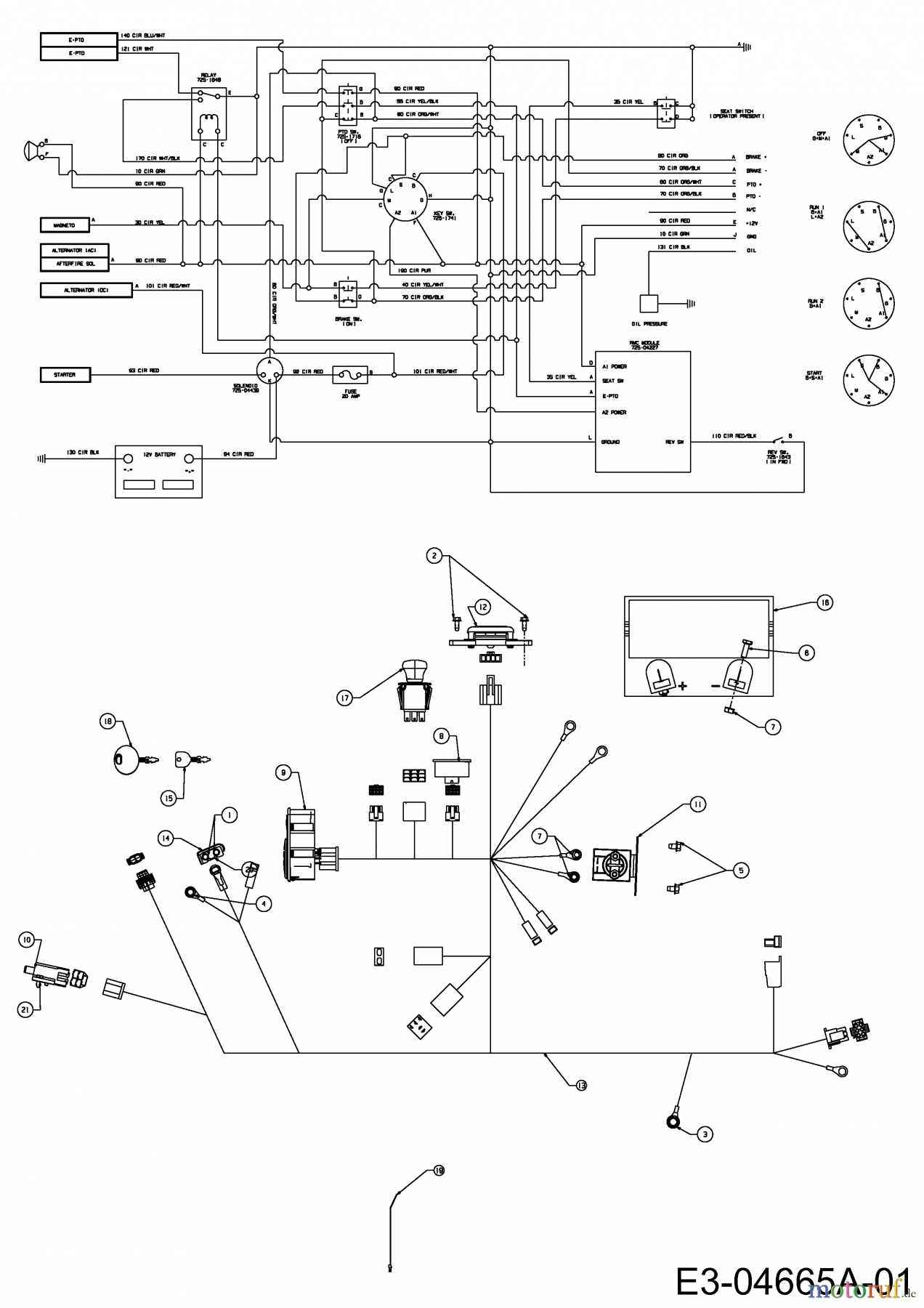 Tomberlin Solenoid Wiring Diagram