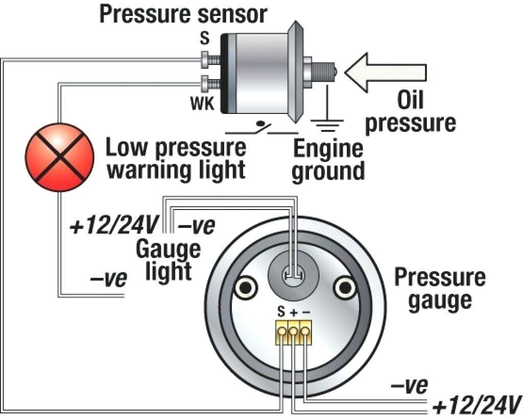 Vdo Temperature Gauge Wiring Diagram/