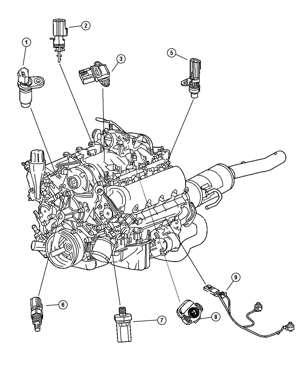 Wiring Diagram For A 98 Dodge Ram 4 By 4 5 2 L