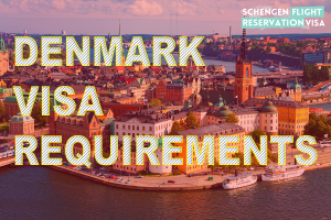 Denmark Visa Requirements Guide