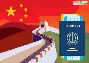 Schengen Visa for Chinese Passport Holders and Citizens