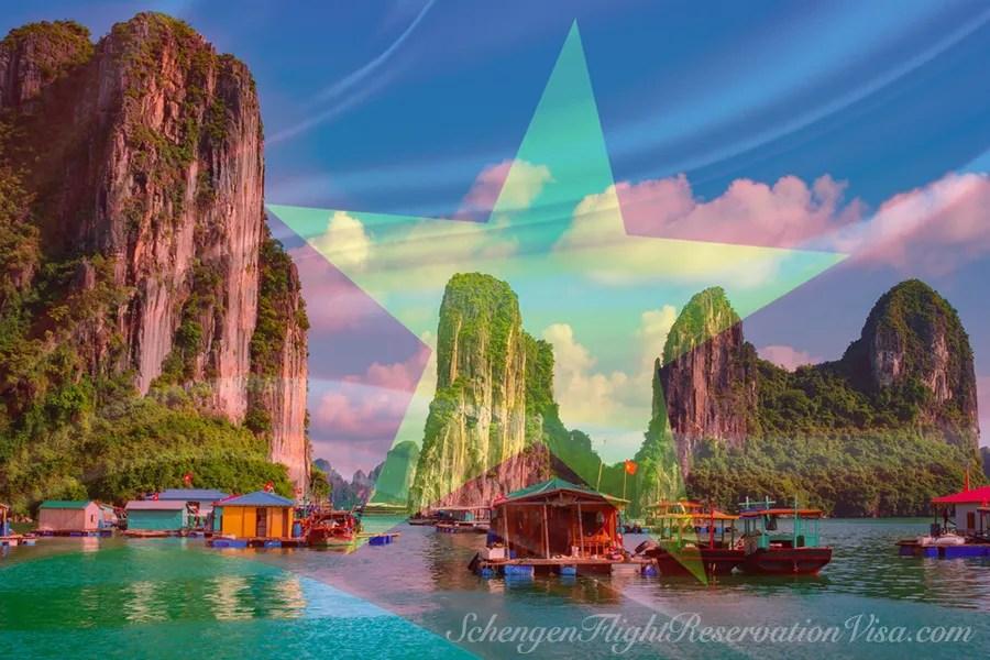 Ultimate Guide On Schengen Visa for Vietnam Passport Holders