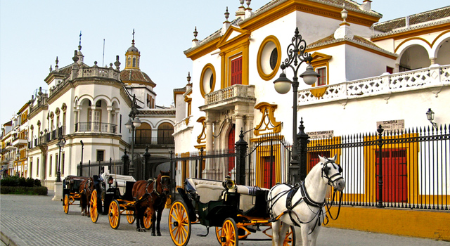 Top 10 Places to Visit in Spain Sevilla