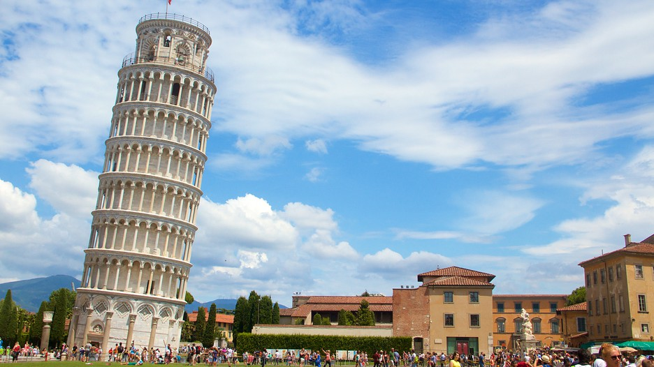 Top 10 Places to Visit in Italy Leaning Tower of Pisa