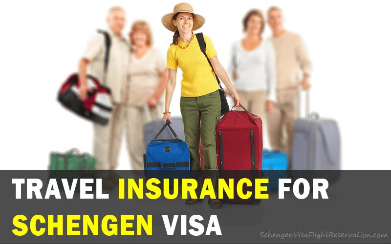 Travel Insurance for Schengen Visa