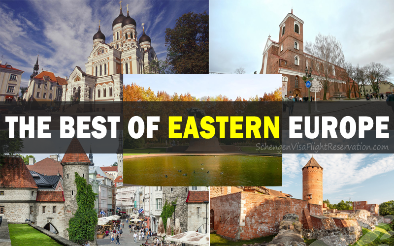 The Best of Eastern Europe