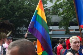 Flags for LGBT History Month 004