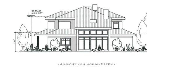 Ansicht Nord-West