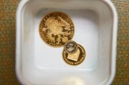 Ankauf von Münzgold/Goldankauf