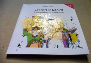 Art spells Magick Buch von Sergei Ivanov