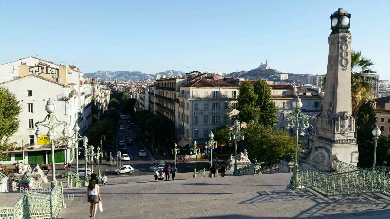Avignon – Carpentras – Marseille