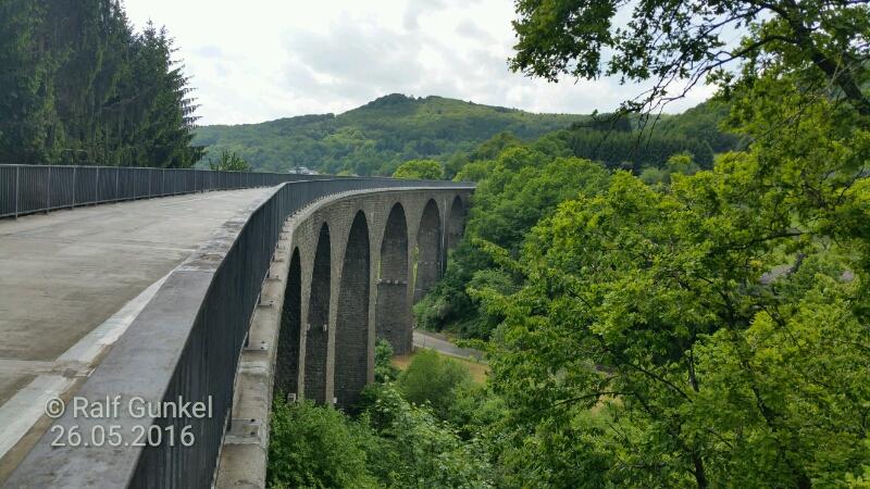 Vom Hunsrück in die Pfalz – Etappe 7 26.05.2016