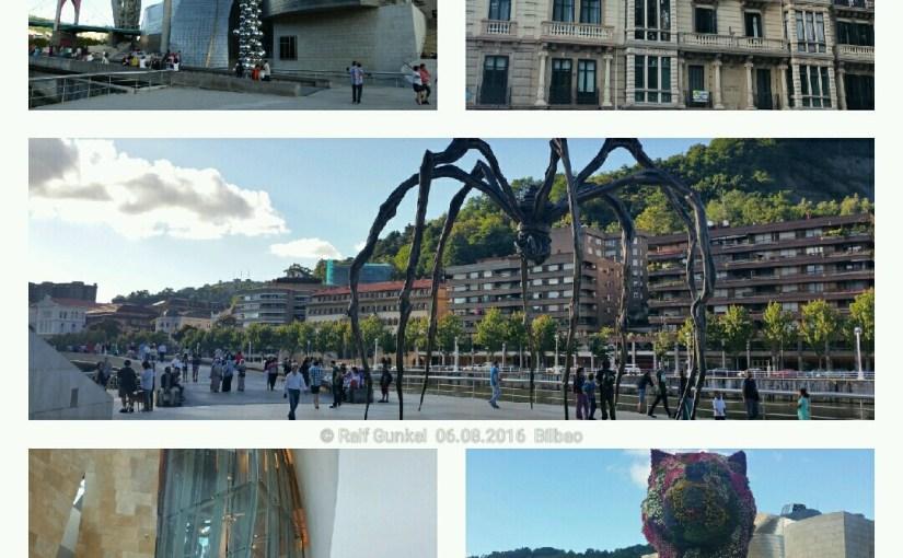 Von Pau nach Bilbao