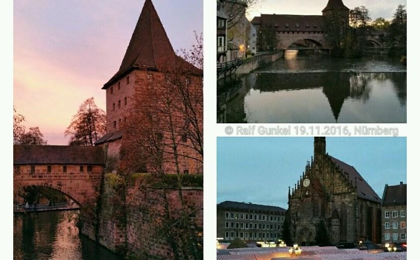 Nürnberg und Fürth