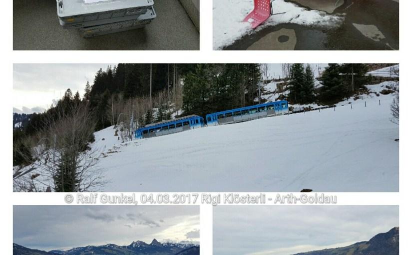 St. Gallener Loch und Alp Grüm
