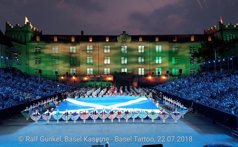 Basel Tattoo 2018
