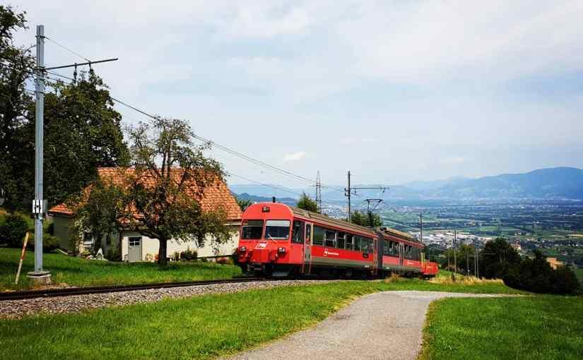 Letzte Etappe – vom Appenzeller Land nach Lindau