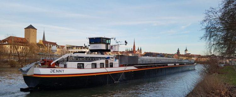 Schifffahrtsmuseum Wörth MS Jenny