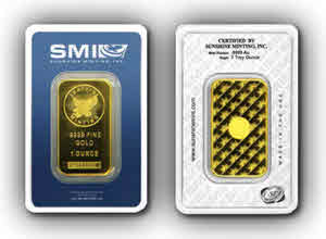 purchase gold bullion bars from a SchiffGold broker